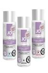 Lubrifiant Jo Agapé - 60 ml : Le lubrifiant intime qui imite la lubrification naturelle féminine (classique, chauffant ou rafraichissant).