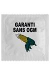 Préservatif humour - Garantie Sans Ogm : Préservatif